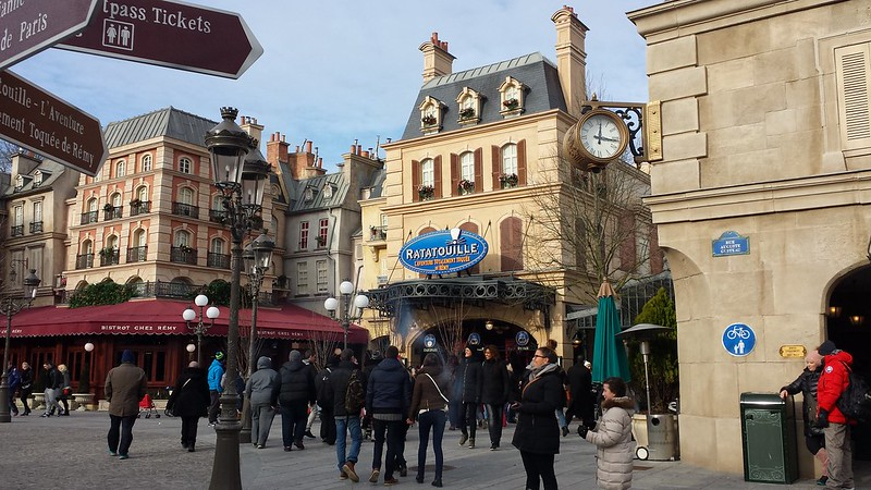 Trip Report du 21 au 23 Janvier 2015 // Sequoia Lodge // Partie 3 Postée - Tower of Terror , Moteurs... Action ! , Rock'n'Roller Coaster & Phantom Manor // MENU & DEJEUNER BISTROT DE REMY 16168773059_6d3449b80a_c