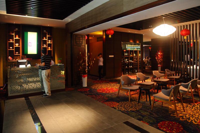 Yuk Sou Hin CNY Set Menu @ WEIL Hotel, Ipoh