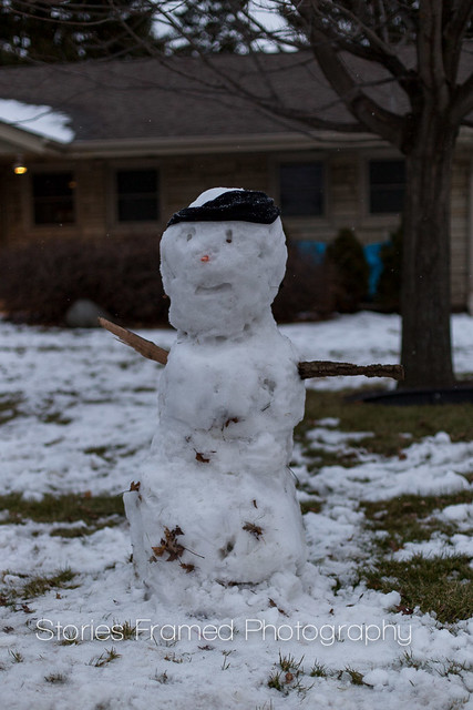 18. | snowman of the year.