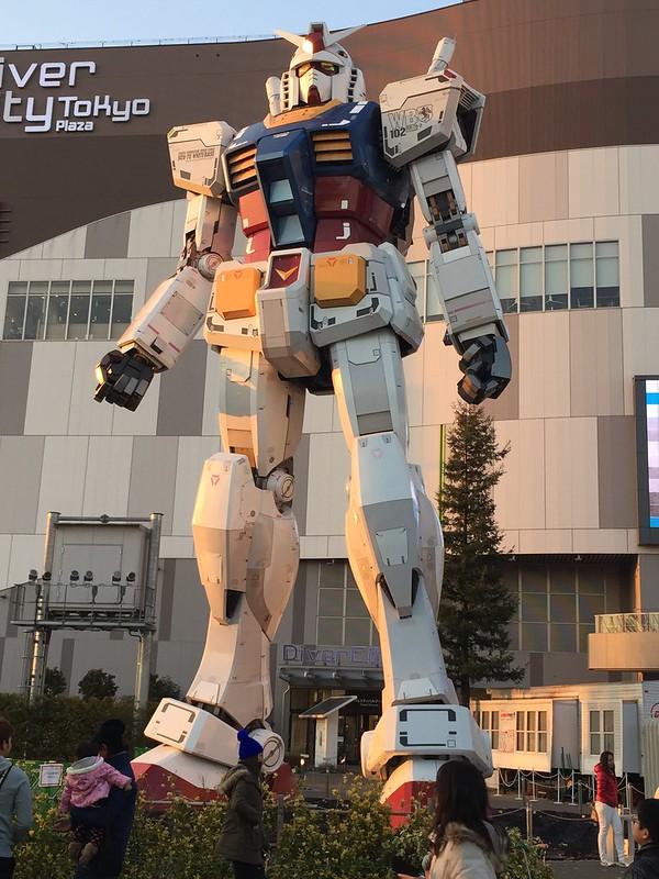 Odaiba (Gundam) - 123