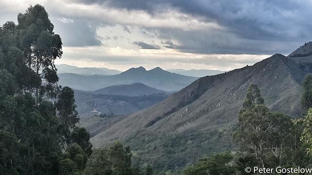 View from Lupira