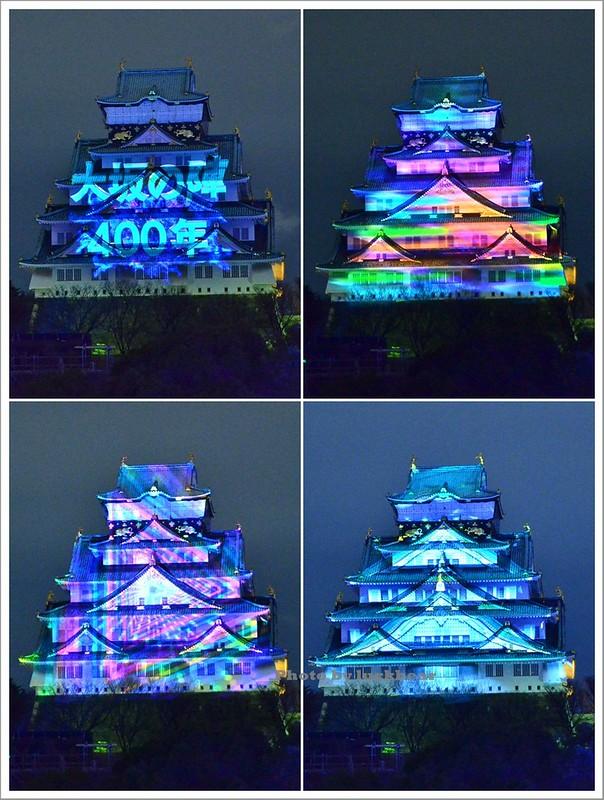 大阪城3D燈光秀2015009-DSC_3908
