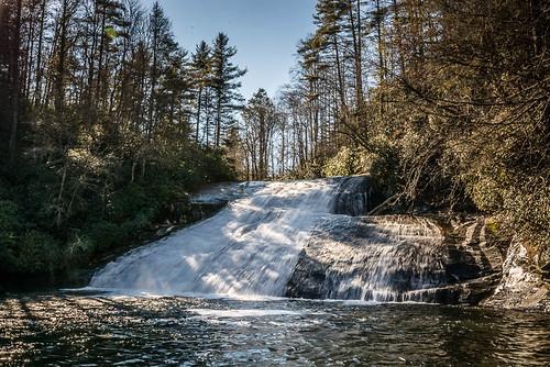 nature water landscape waterfall unitedstates january northcarolina falls sapphire nantahalanationalforest 2015 gorgesstatepark driftfalls bustyourbuttfalls