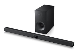 Samsung HW-FM35 2.1-Channel 120-Watt Soundbar - Black (Certified Refurbished)