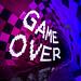 GAME OVER UNDER GROUND by ADHDA