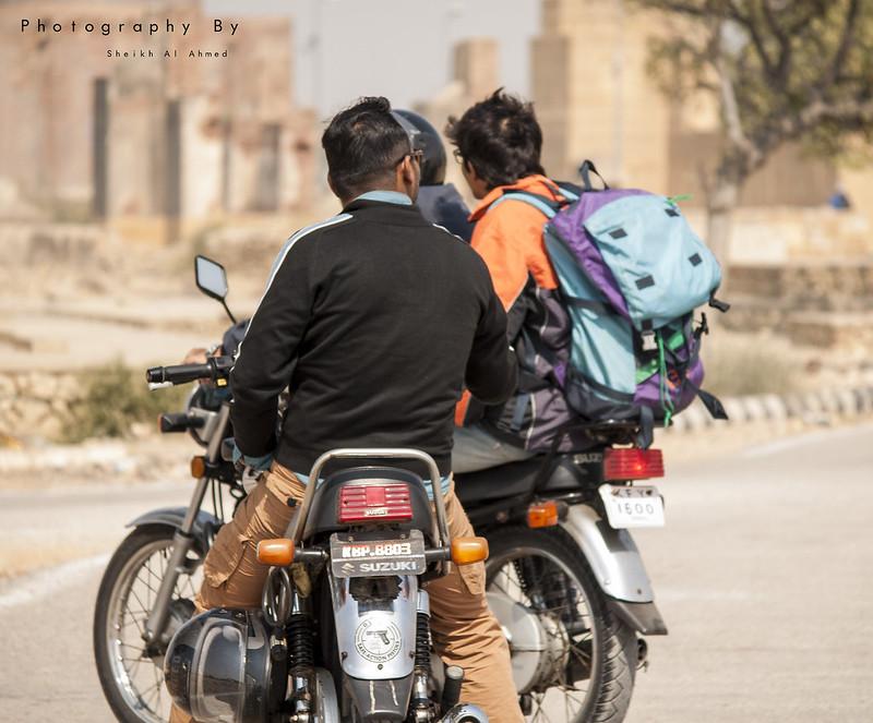 KTG Bikers short trip to makli graveyards thatta sindh - 16508944811 074912e147 c