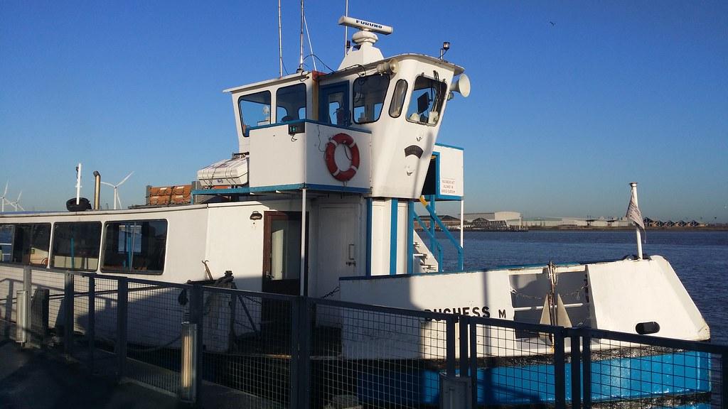Tilbury ferry #sh #Wealdway