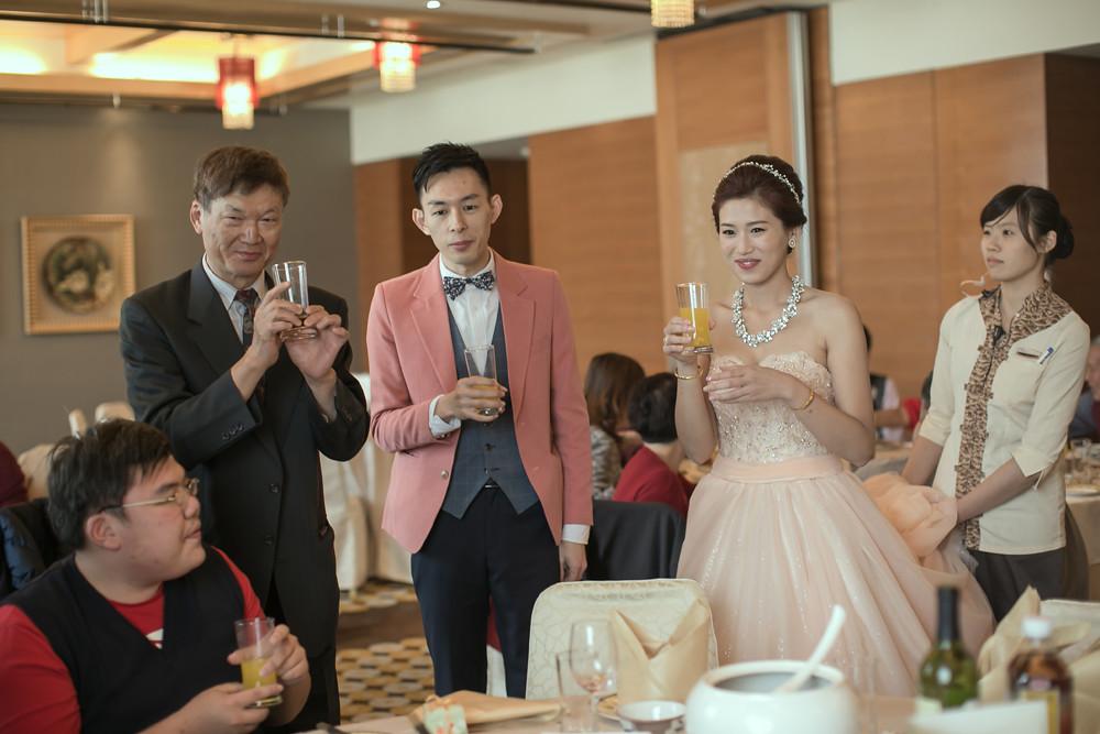 20141220耐斯王子大飯店婚禮記錄 (463)