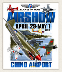 2016 Planes of Fame Air Show