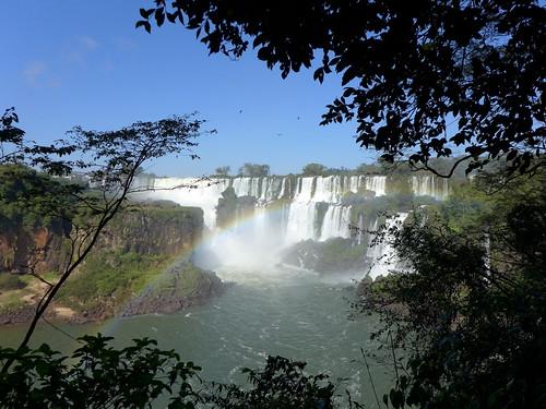 Percorso inferiore - parco di Iguazu