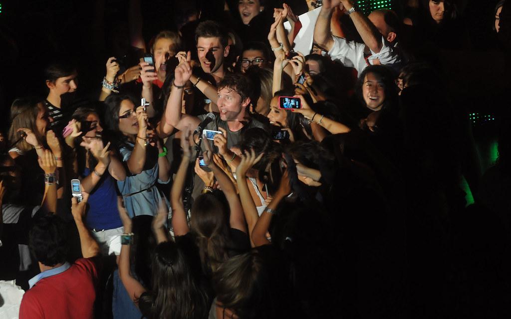 James Blunt Vigo 2011