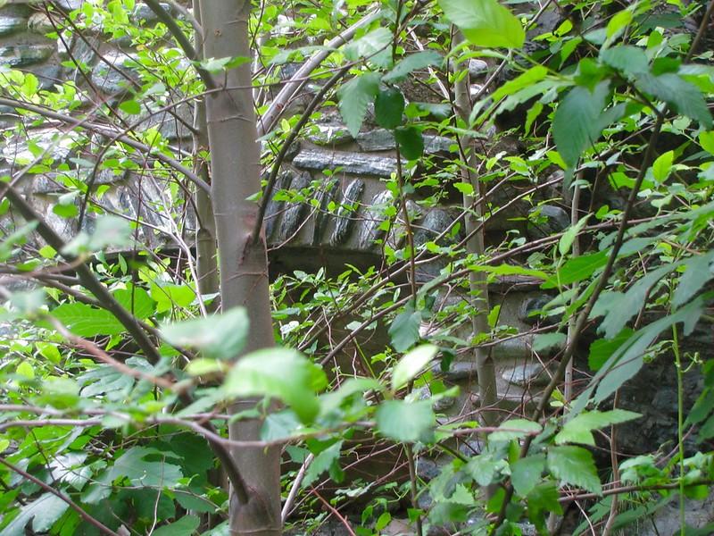 Ruins in Devils Gulch