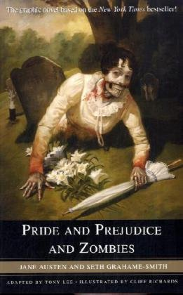 Pride and Prejudice and Zombies - Book Cover