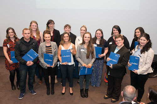 Melbourne 2016 Scholarships & Awards Ceremony
