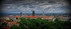 Dresden, Blick Richtung Norden