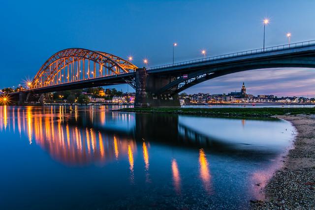 Alte Waalbrücke Nimwegen