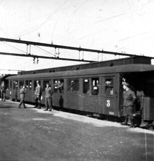 Avreise fra Oslo til Tyskland (1942)