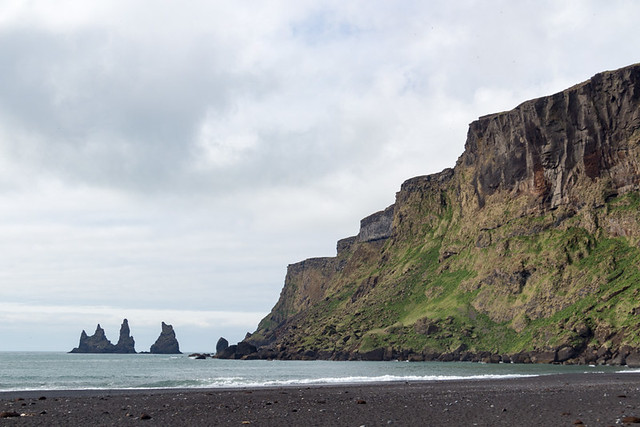 Reynisdrangar views