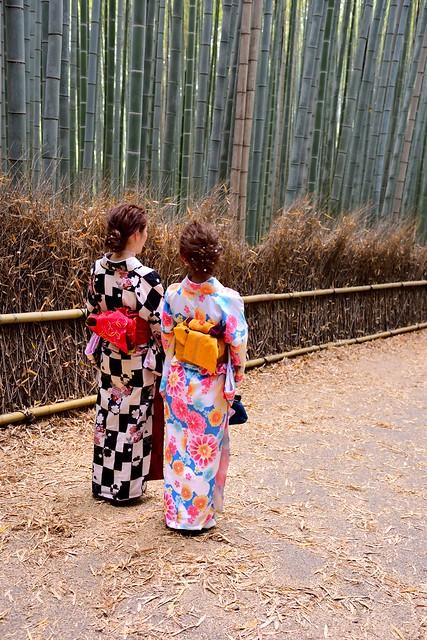 Arashiyama sanpo