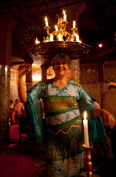 Moroccan Dancer