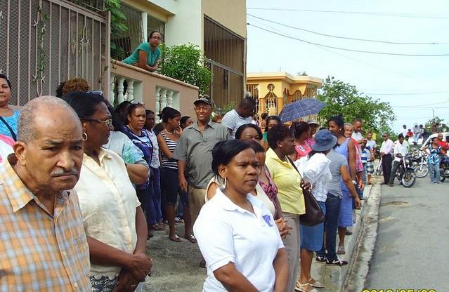 Misa en protesta por apagones