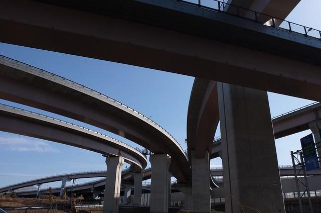 名古屋南JCT