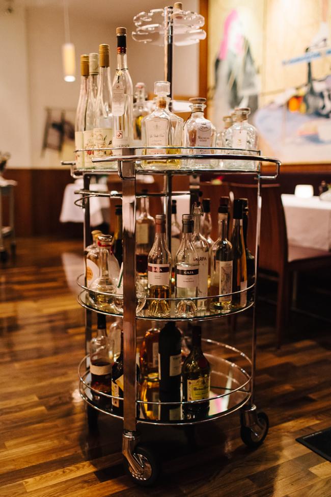 Brasserie Le Faubourg Schnapps