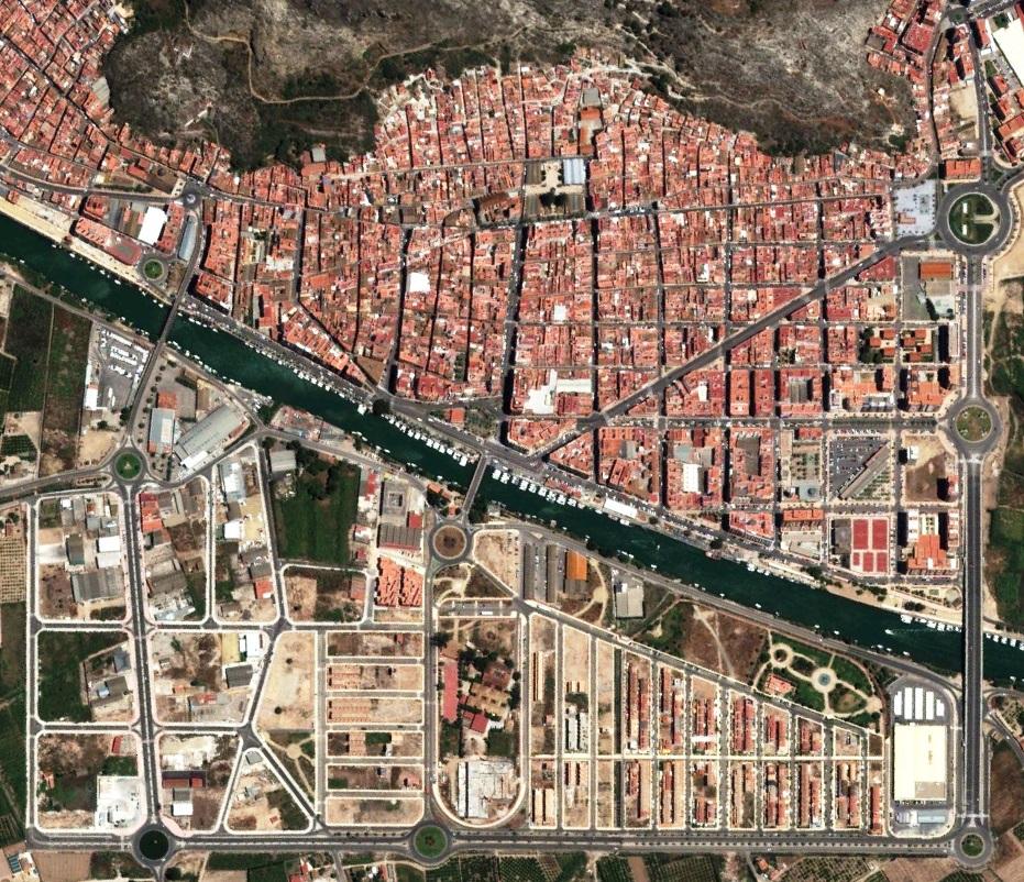 cullera, costa, litoral, valencia, después, desastre, urbanístico, planeamiento, urbano, construcción, urbanismo