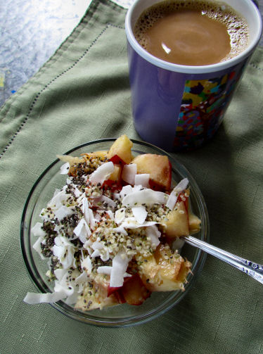 Greek Yogurt Breakfast