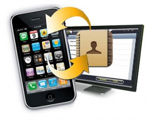recover deleted contacts from iPhone