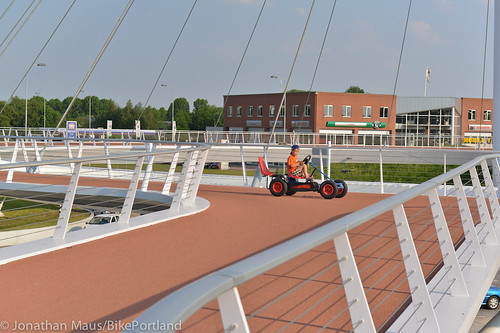 The Hovenring in Eindhoven-53