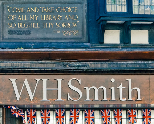 W.H.Smith, Stratford