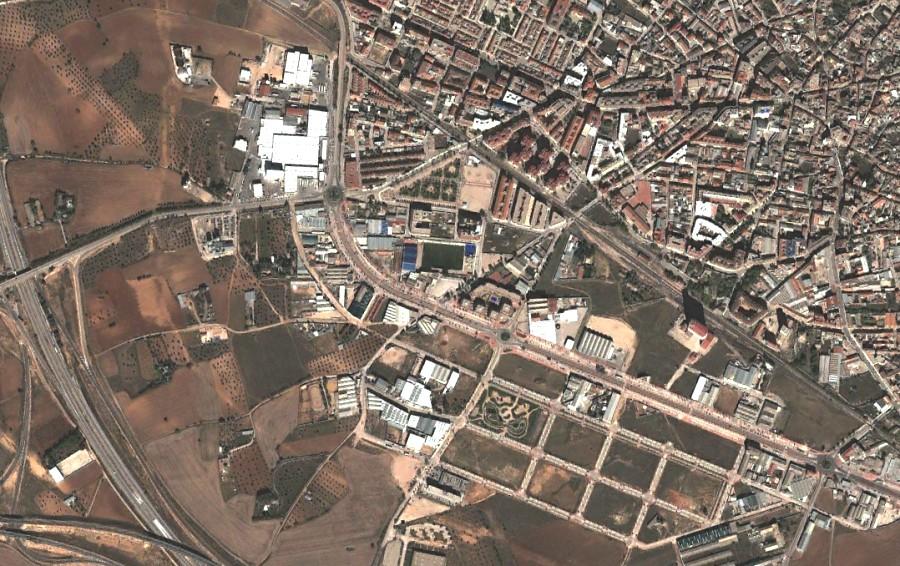 Tarancón, Cuenca, Qunka, después, urbanismo, planeamiento, urbano, desastre, urbanístico, construcción, rotondas, carretera