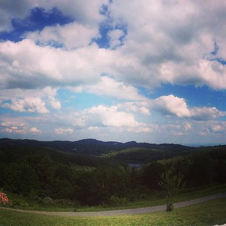 June 15 : from above in the mountains #fmsphotoaday #mountains