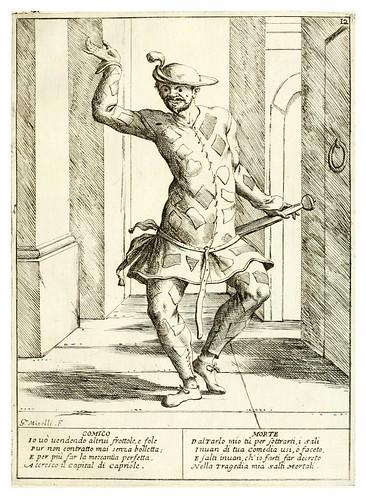 010-El comico- Le ventiqvattr' hore dell' hvmana felicità…-1675--Giuseppe M. Mitelli