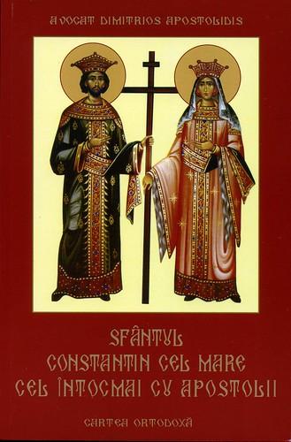 monografie Sf. Constantin cel Mare