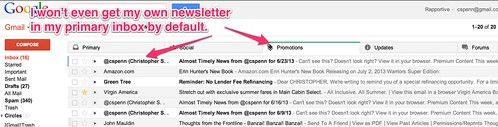 Inbox (16) - cspenn@gmail.com - Gmail