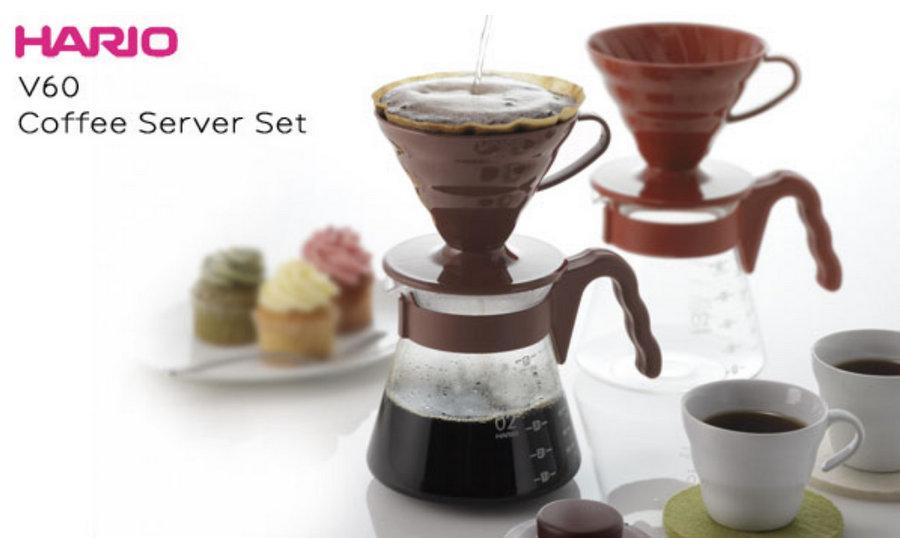 【楽天市場】【27%OFF】HARIO(ハリオ)V60コーヒーサーバーセット 700ml 1~4杯用(コーヒーサーバーペーパーフィルタードリッパー新生活ギ