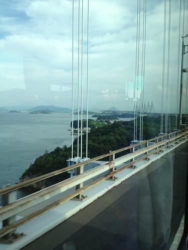 瀬戸大橋 by haruhiko_iyota