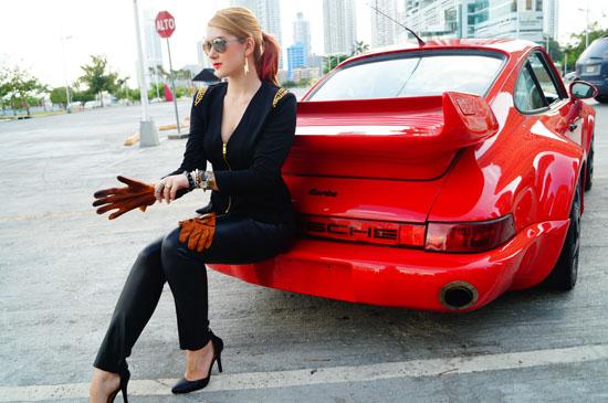 Porsche 911 Turbo Panama