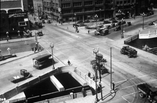 Second Ave. Extension S. and Jackson St., 1929