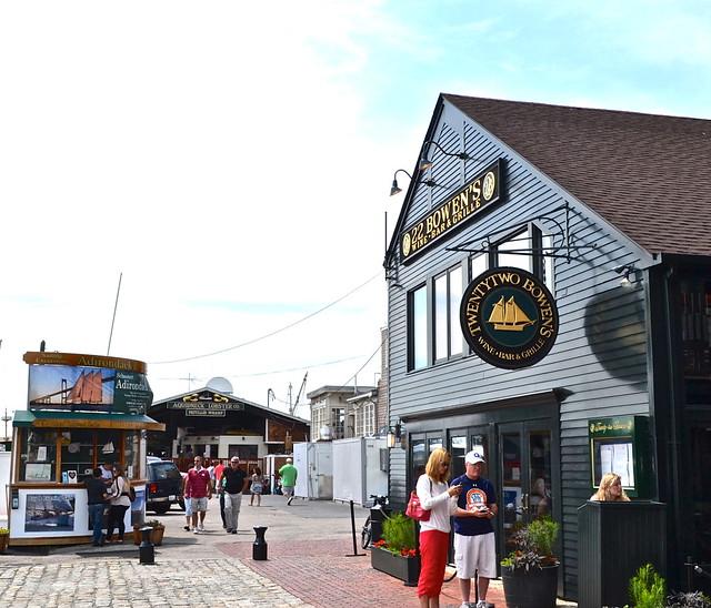 downtown newport rhode island