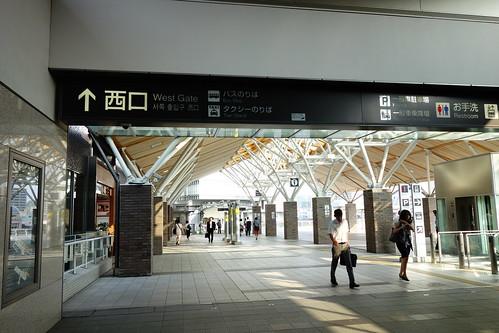 VIA INN岡山車站直結