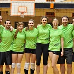 CoRec Comp Volleyball - UVA Lawless