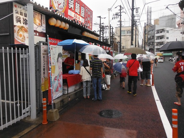 Street Food Stands