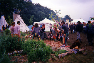 Glastonbury | 1997 | Capoeira