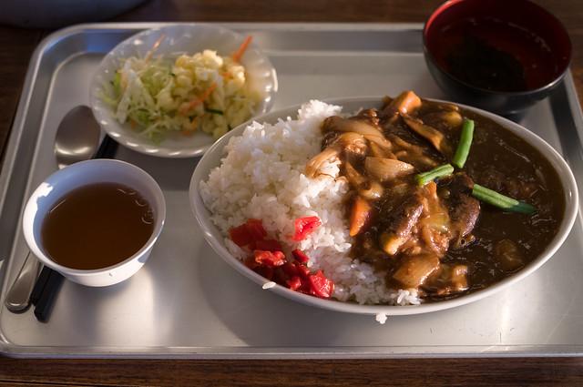 礼文島 桃岩荘 夕食