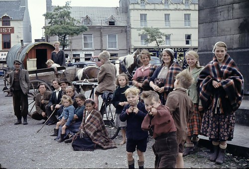 Taken in 1958 in Donegal town by NickTheBatMan