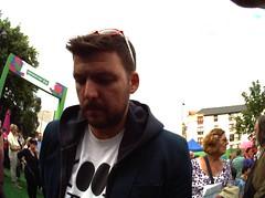 Autographer @ Edinburgh Fringe Festival, 2013