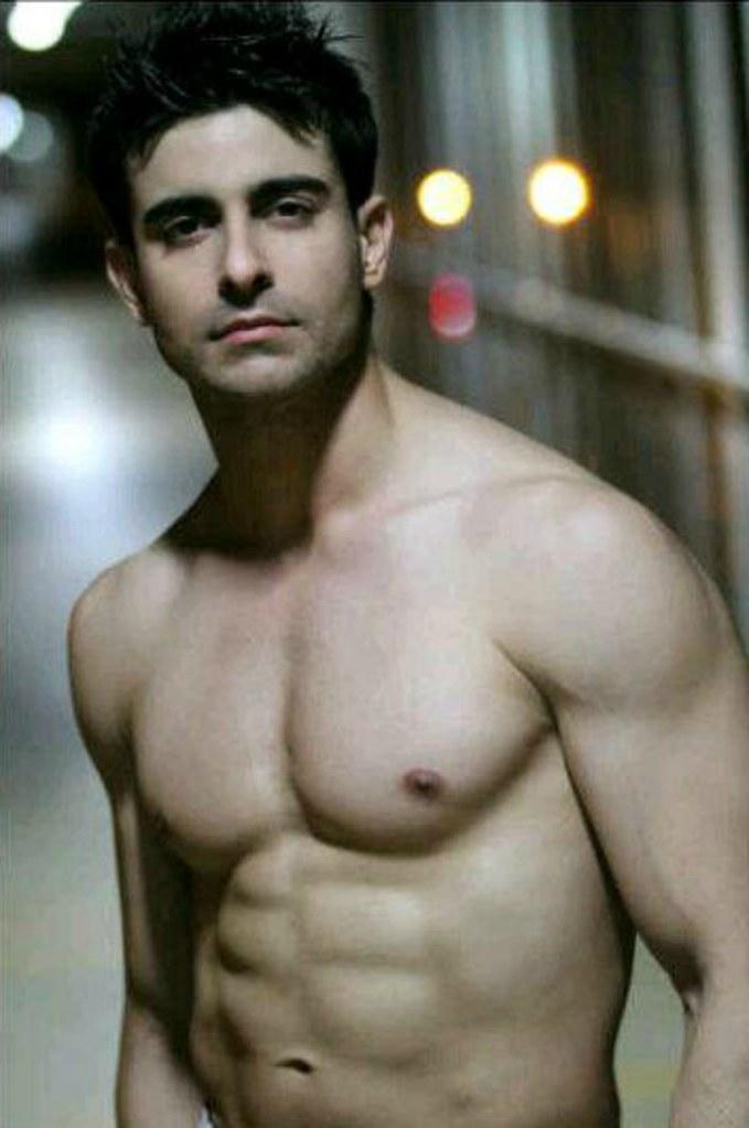 Hot gay handsome